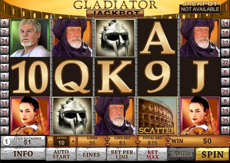 Gladiator of - 634903