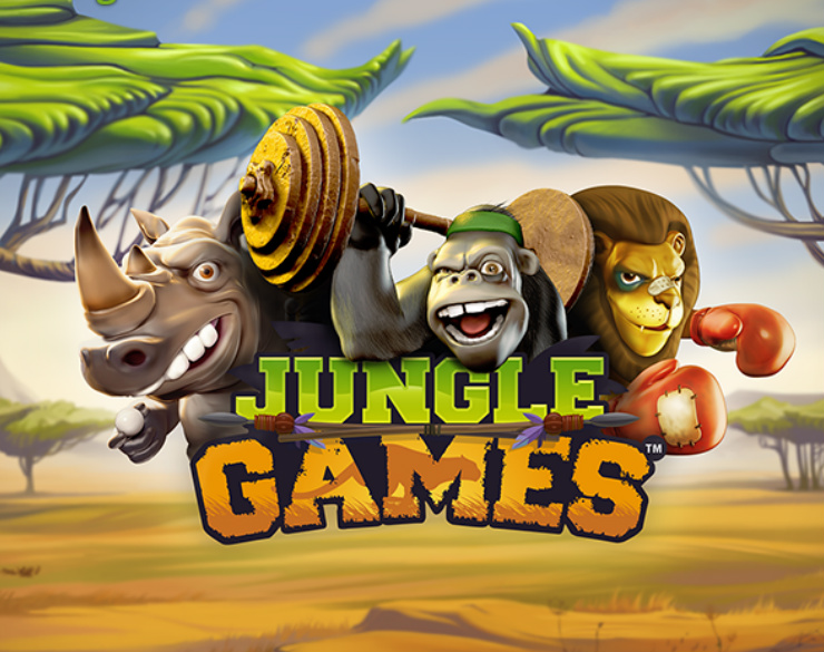 Jungle Games - 516866