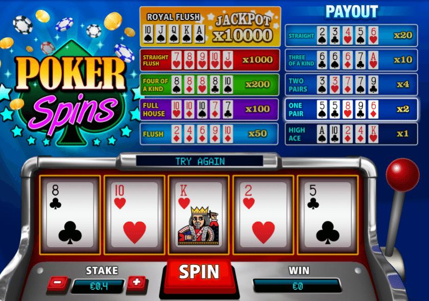 Poker Slot Expired - 161807