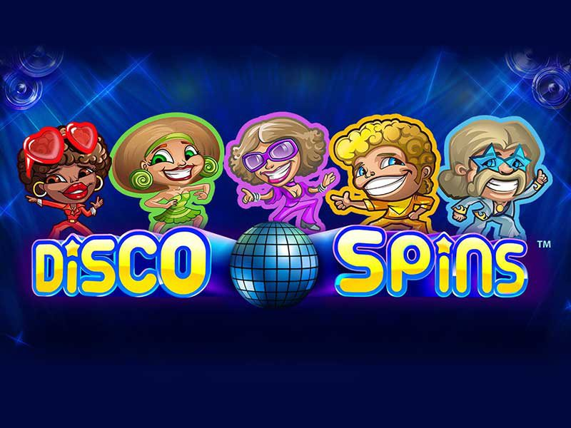 Disco Spins Slot - 501784