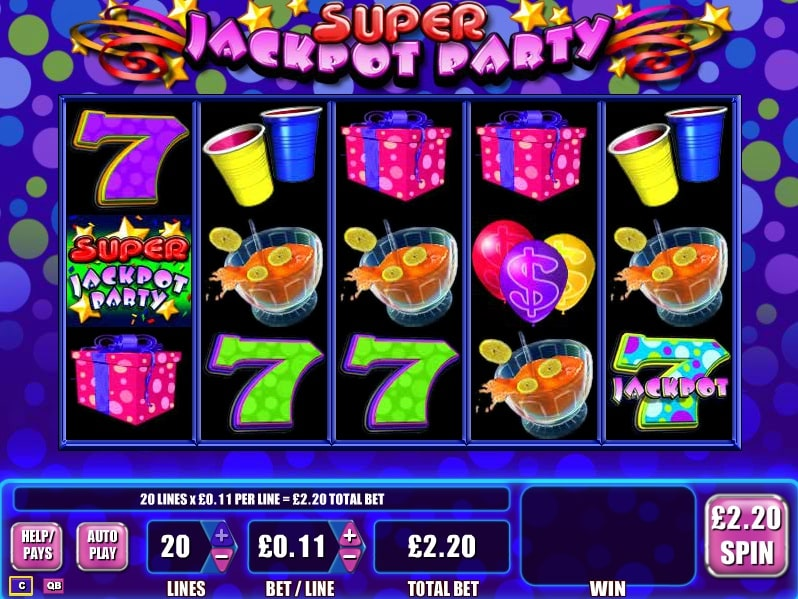 Super Sevens Slot - 376780