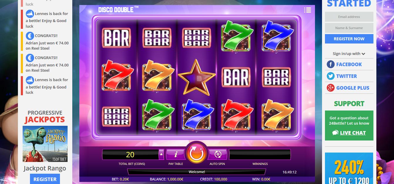 Slot Machines - 331313