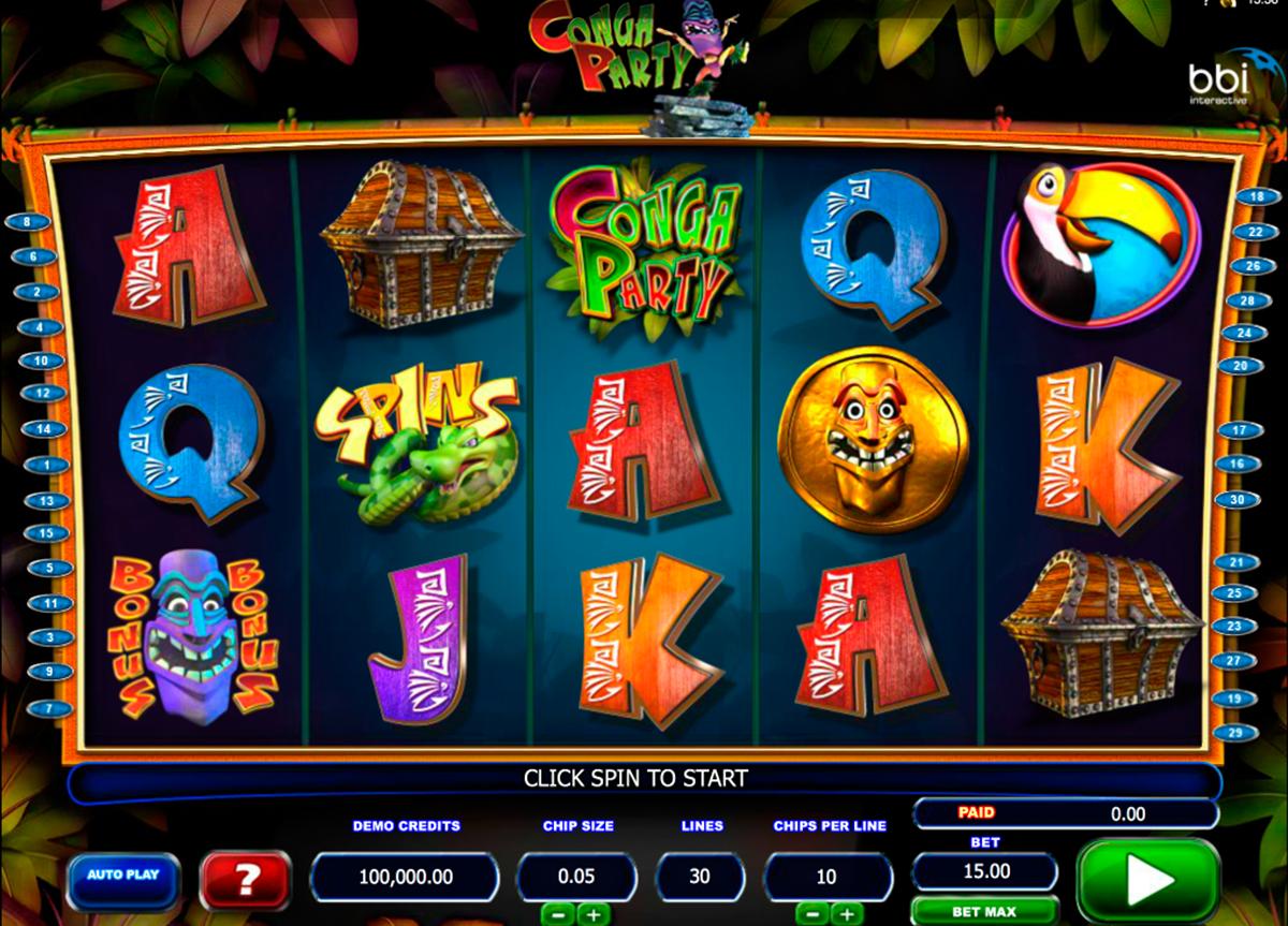 Party Line Slot - 567921