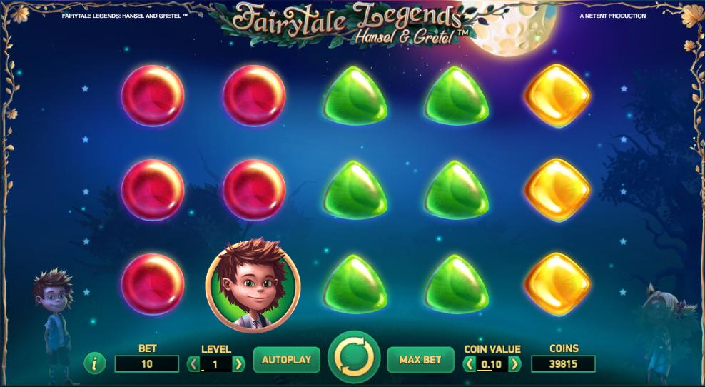 Fairytale Legends - 468828