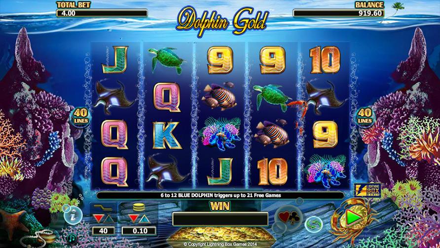 Wild Water Slot - 311512