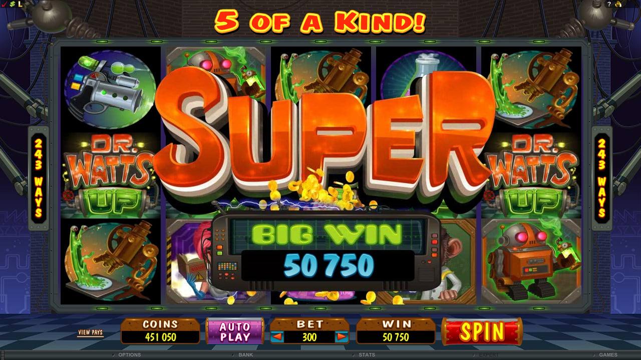 Most Winning Slots - 459094