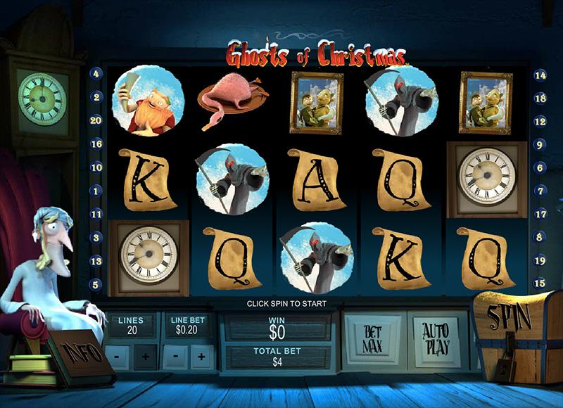 Christmas Casino - 221056