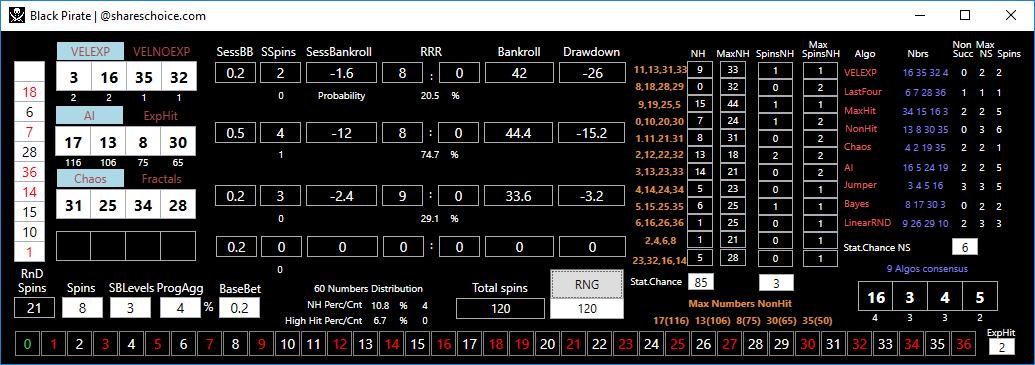 Roulette Prediction App - 880517