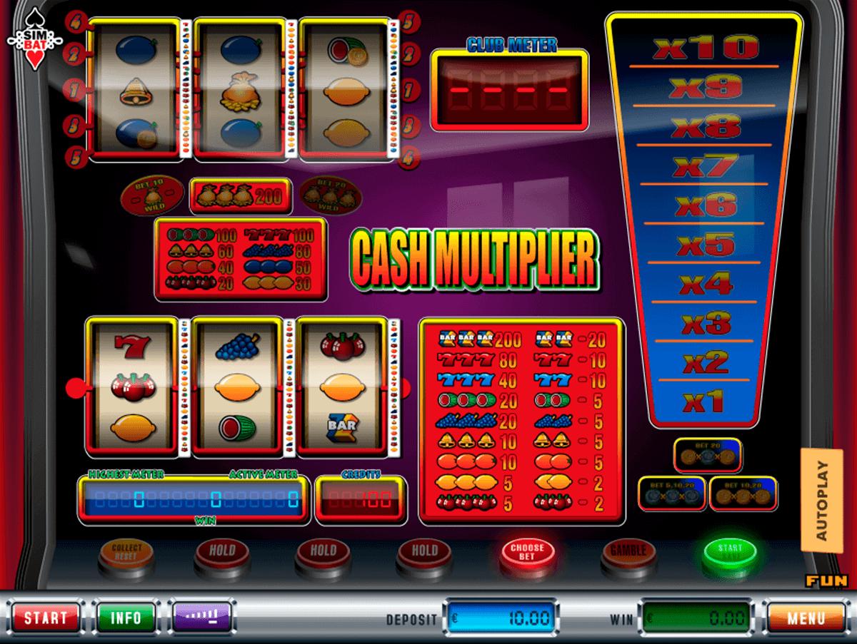 Multipliers Slot - 882802