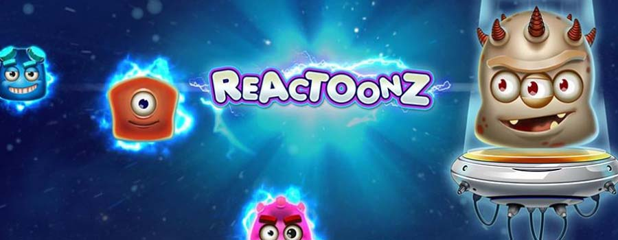 Platinum Play Reactoonz - 485295