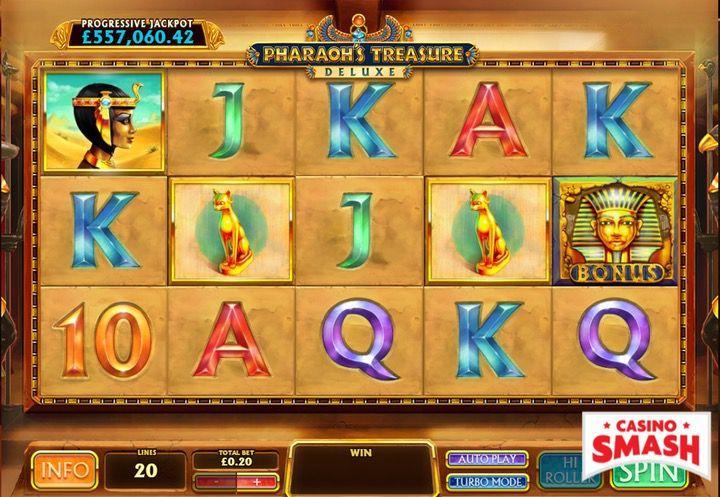 Pharaoh Treasure Deluxe - 818198