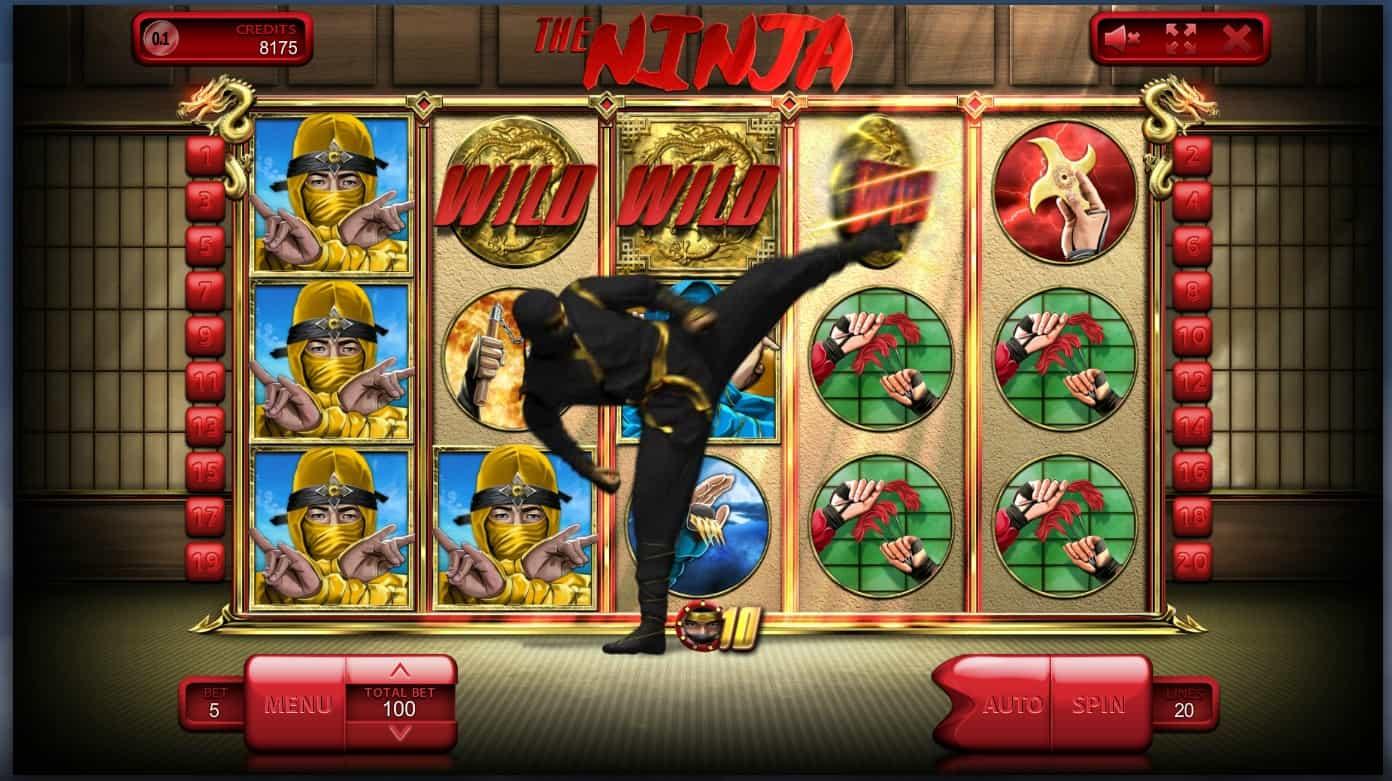 Ninja Fruits Slot - 122651