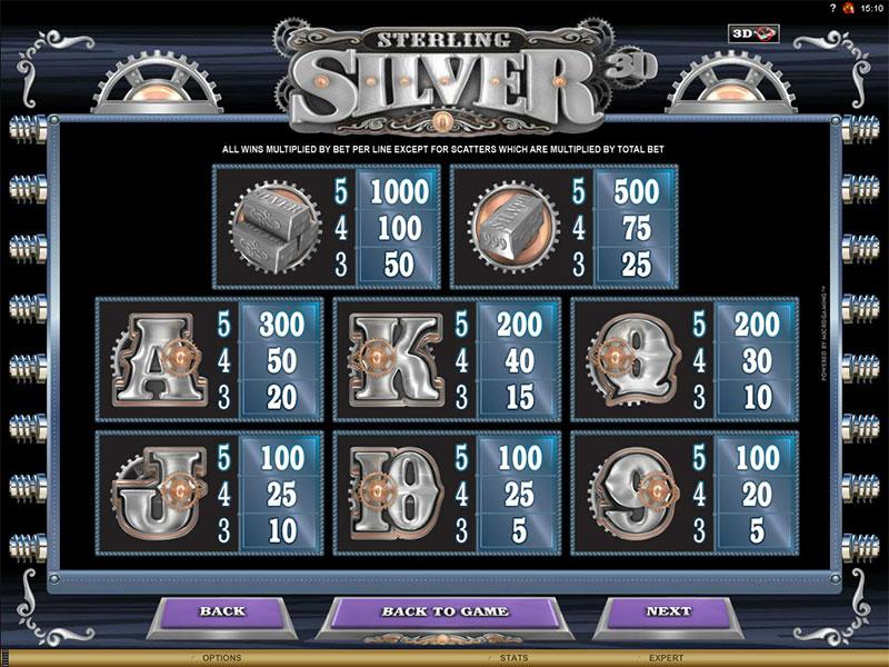 Silver Bullet Slot - 859220