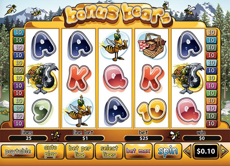 Bonus Bears - 752340