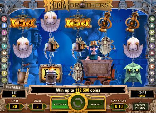 Boom Brothers Slot - 979693