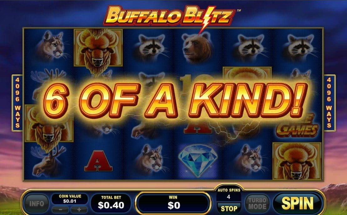 Buffalo Blitz - 268038