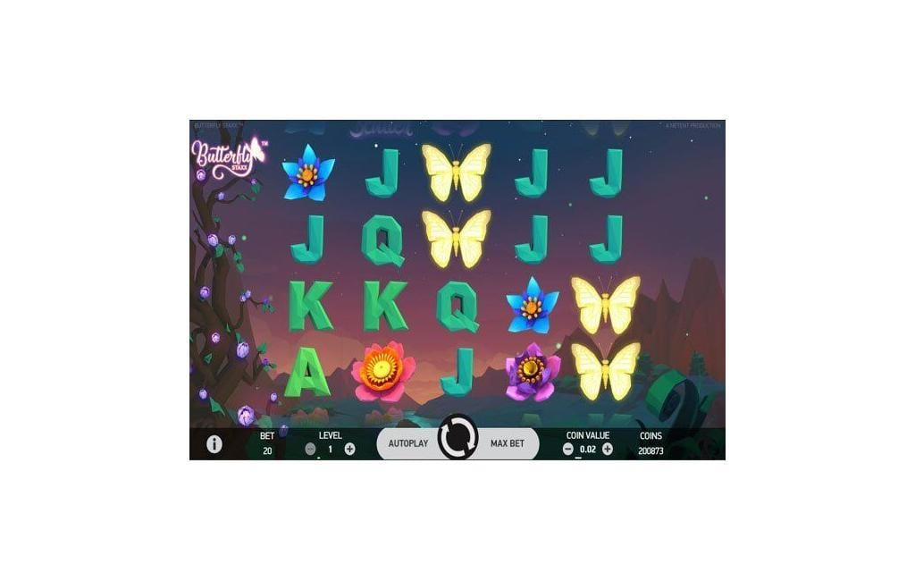 Butterfly Staxx Slot - 987332