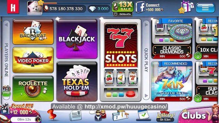 Accredited List Casino - 990523