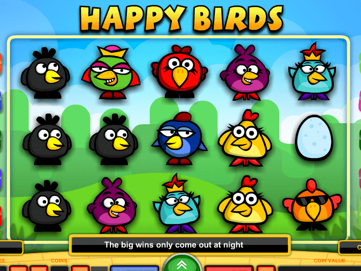 Happy Birds Slot - 110789