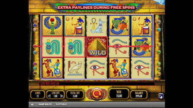 Egypt Slot - 492710