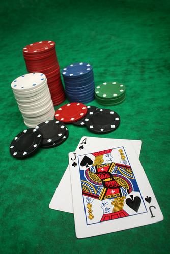 Flat Betting Blackjack - 851091