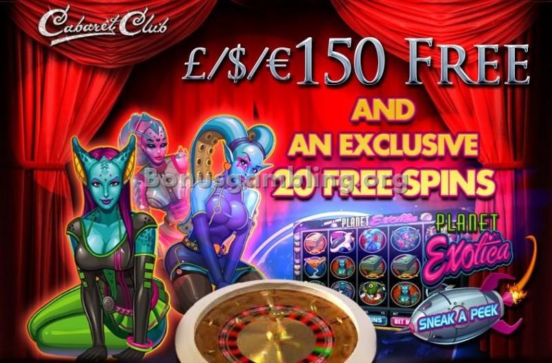Cabaret Club Speedy - 834192
