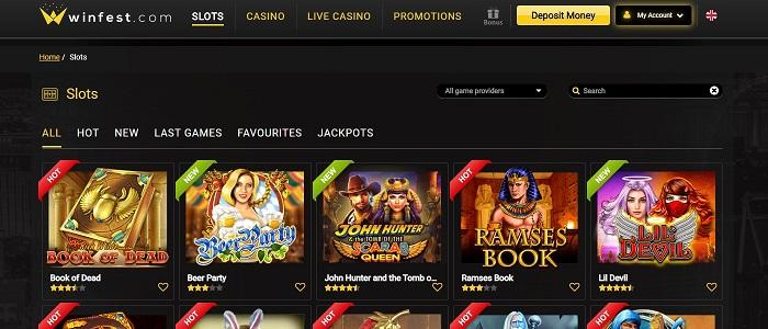 Casino Bonus - 705582