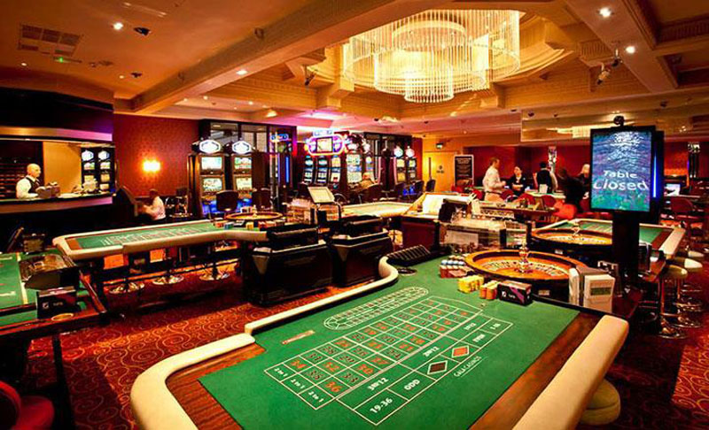 Casino Etiquette Game - 856315