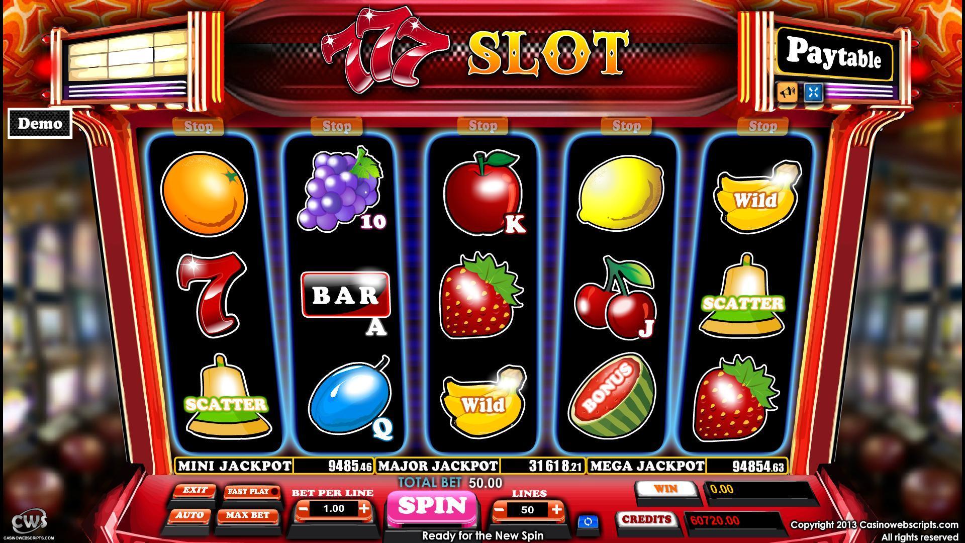 Casino Profits Payline - 573829
