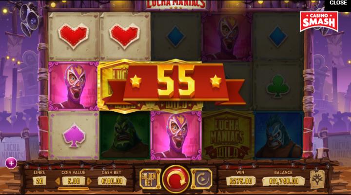 Casino Ratings Lucha - 494776