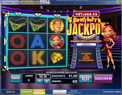 Everybody Jackpot - 729021