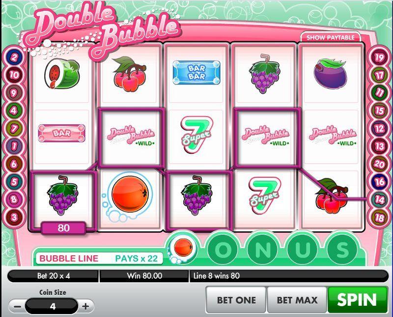 Double Cash Slot - 244676