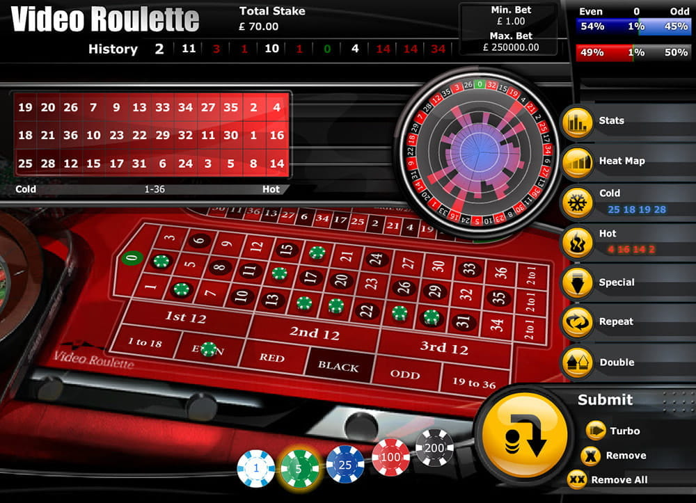 Cheapest Roulette Streamers - 418072