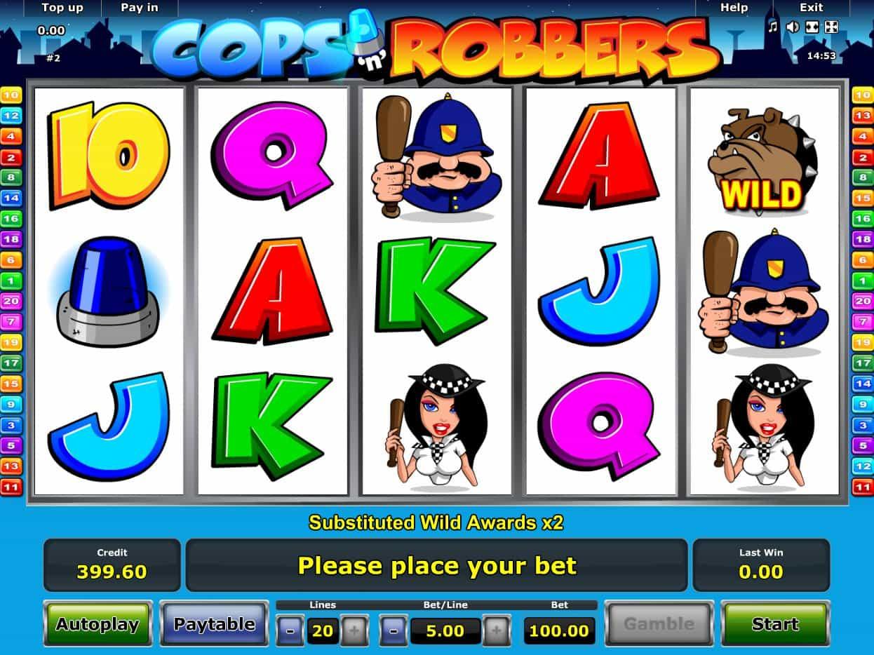 Cops Robbers - 810464