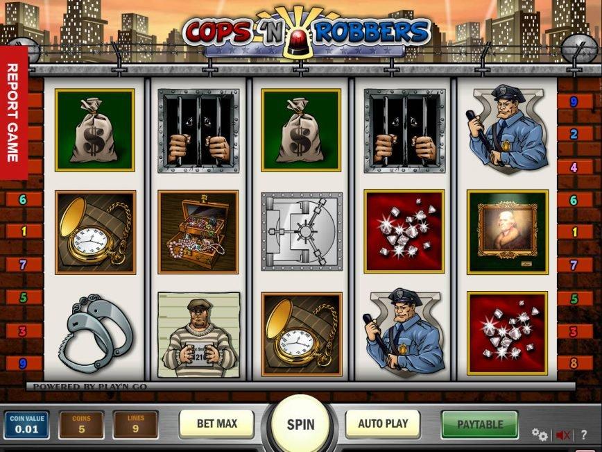 Cops Robbers - 924349