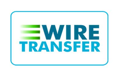 Wire Transfer Bank - 203822