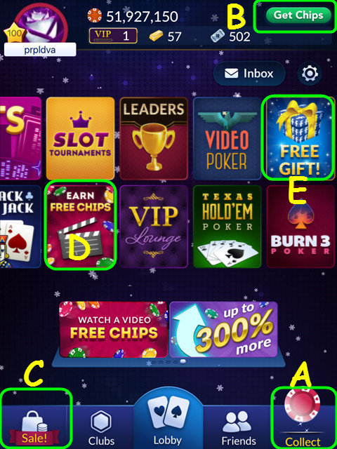 Free Chips Points - 276213
