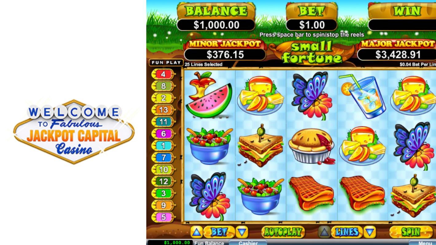 Exploiting Casino Bonuses - 211805