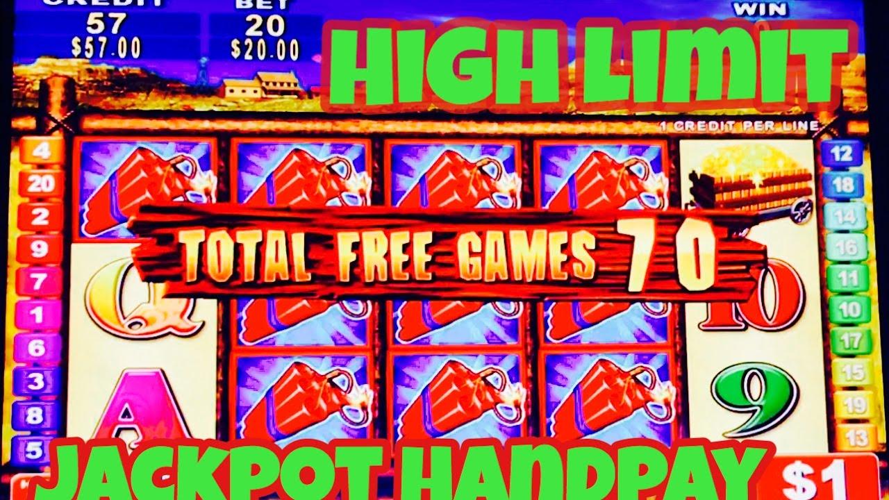 High Limit - 606303