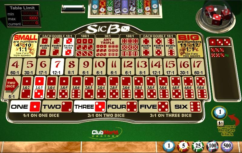 Sic Bo Game - 224989