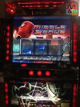 Spiderman Slot Bonus - 587273