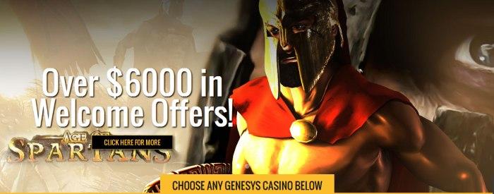 Unlocked Bonus Casino - 972609