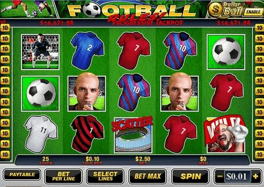 Football Carnival Slot - 657760