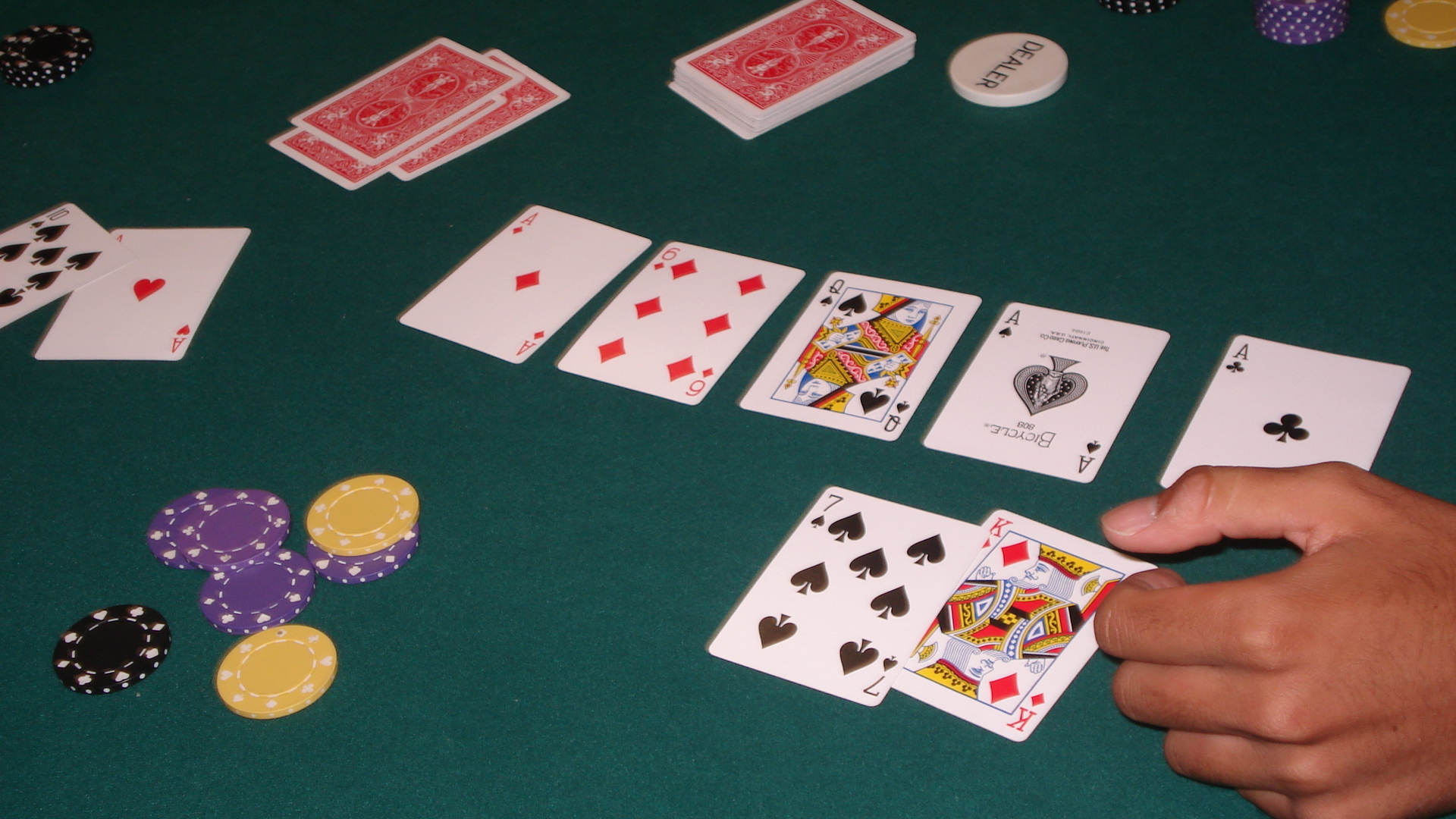 Double Points Holdem - 473356