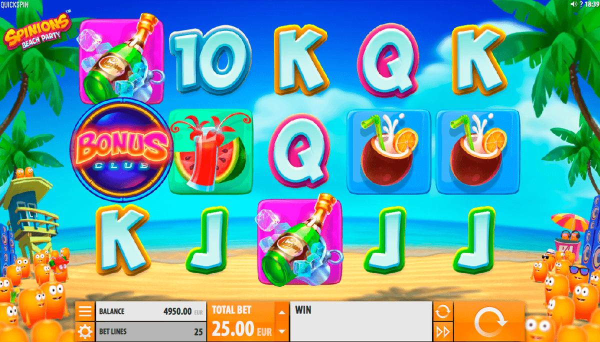 Party Line Slot - 915227