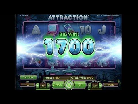 Attraction Slot Sunday - 619358