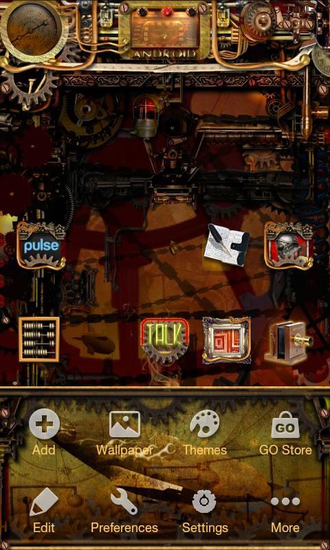 Steam Punk - 584830