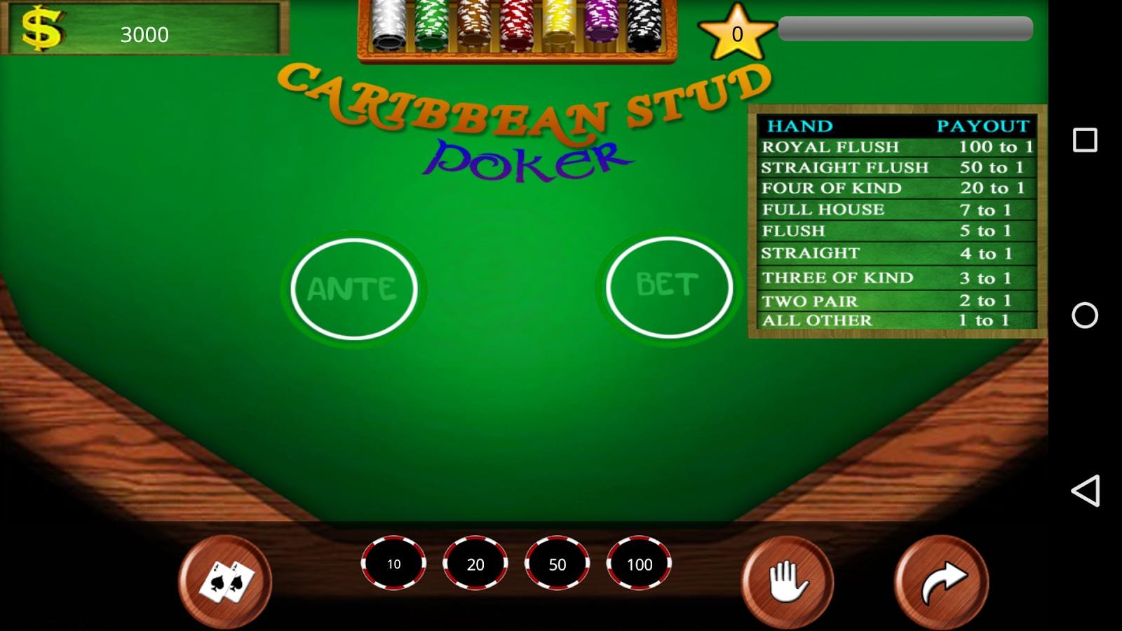 Caribbean Mobile Casino - 525341