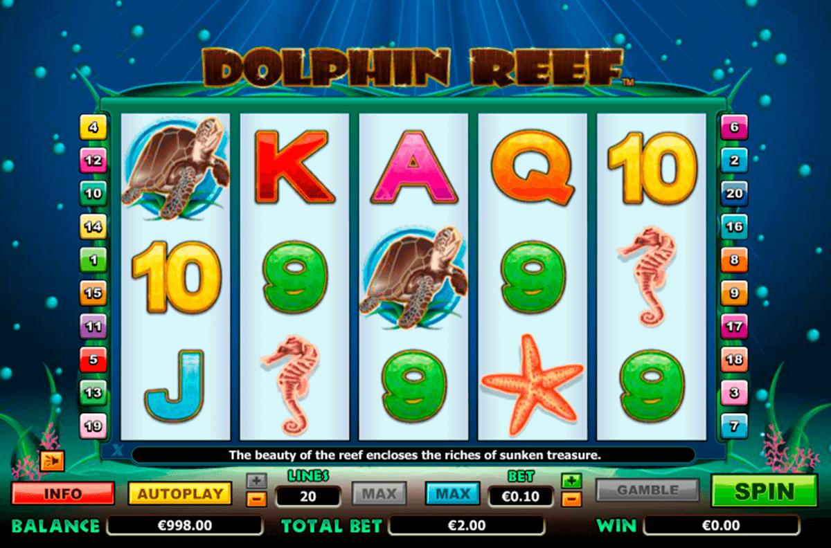 Dolphin Reef Slot - 381130