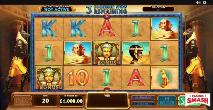 Pharaoh Treasure - 480955